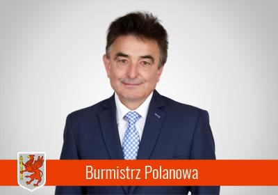 Burmistrz Polanowa